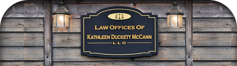 Contact The Law Offices of Kathleen Duckett McCann